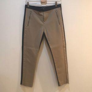 Banana Republic colorblock trousers